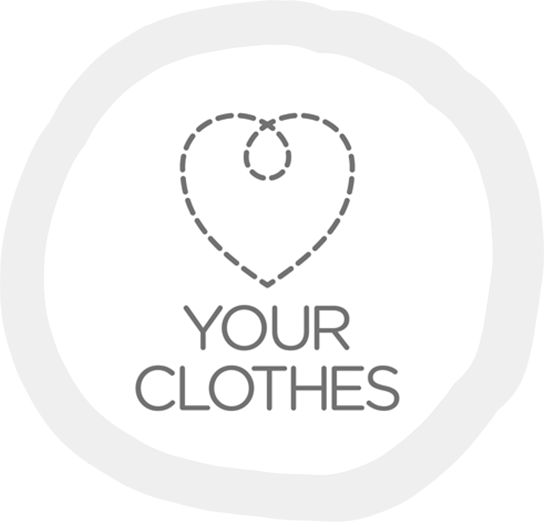 Your clothes