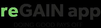 reGAIN app – Digital Take Back Program